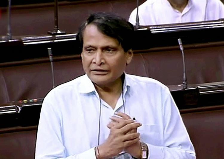 Utkal Express derailment: Railway Minister Suresh Prabhu wants responsibility fixed by day end