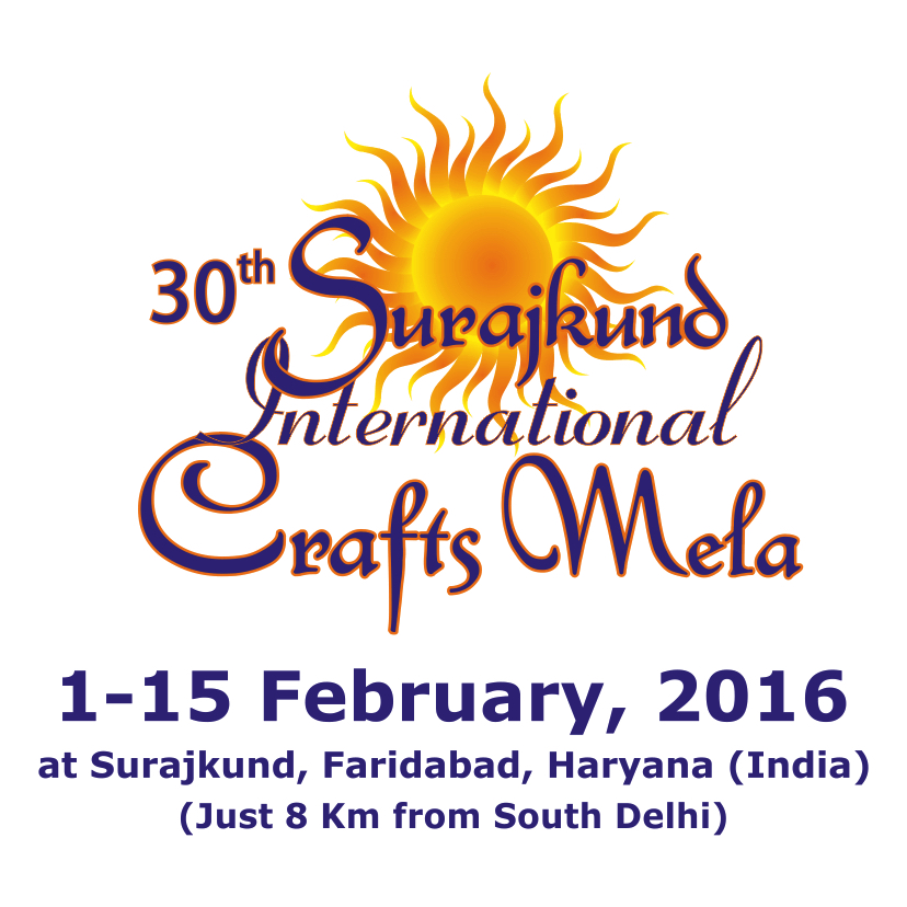 30th Surajkund International Crafts Mela beginning today at Faridabad