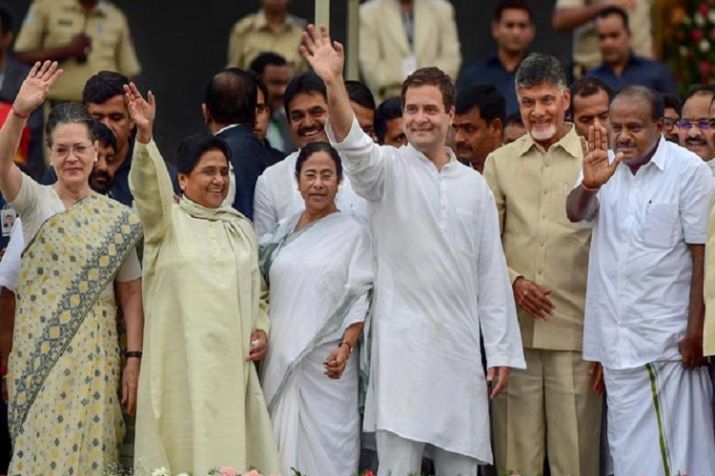Opposition meets today to chart out strategy for Lok Sabha polls