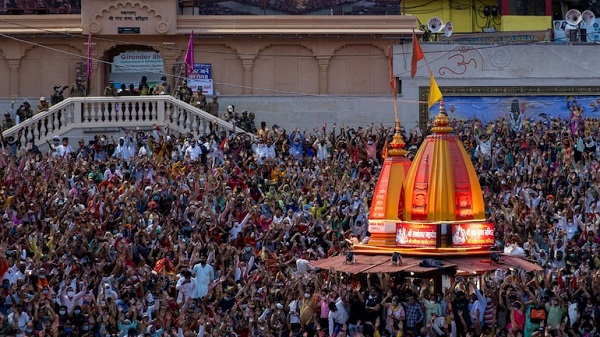 Private agency, 2 labs booked for fake Covid reports during Kumbh