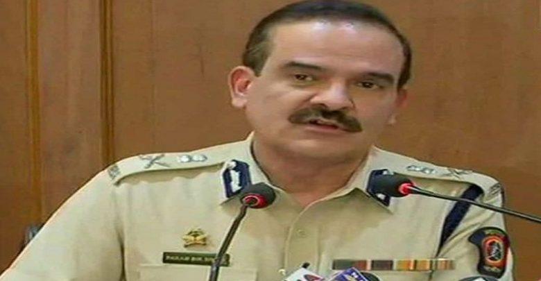 Param Bir Singh new Mumbai Police Commissioner