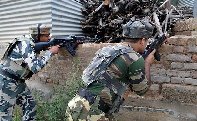 Two Lashkar-e-Toiba terrorists killed in encounter with security forces