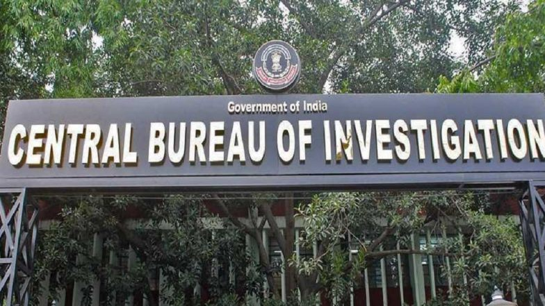 CBI arrests 6 people including Director of Sports Authority of India for alleged corruption