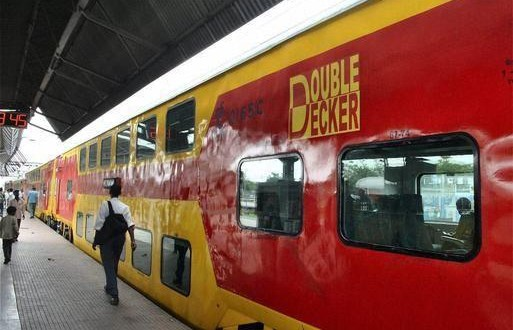 Mumbai-Madgaon double-decker train from today