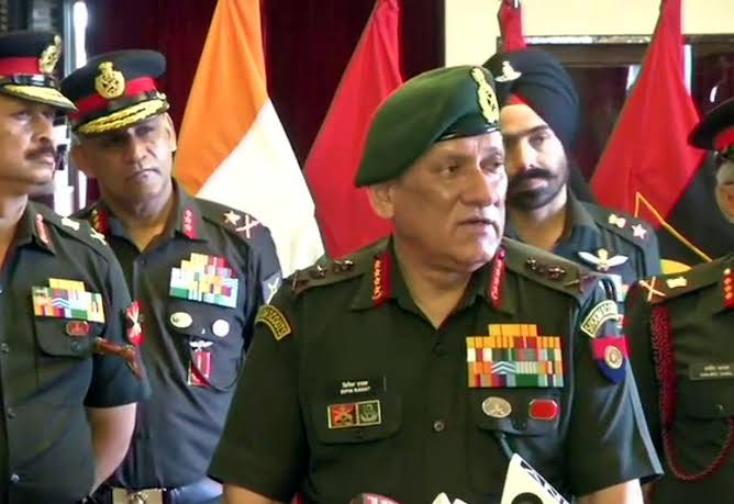 Balakot terror camp reactivated: Army chief