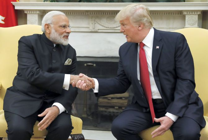 US President Trump, PM Modi agree to meet at G-20 Summit in Japan next month