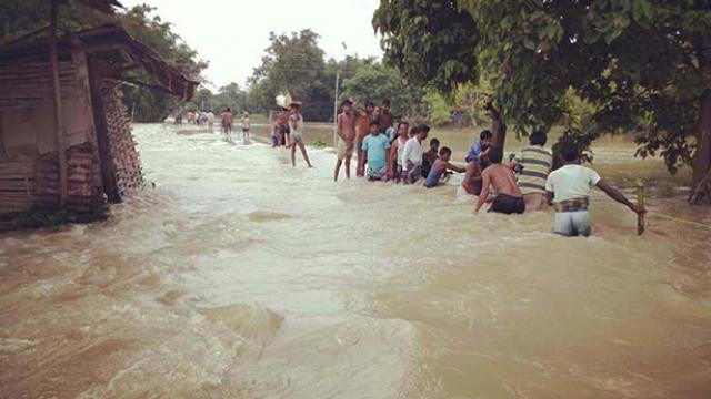 Fear of epidemic outbreak looms large in flood affected Bihar