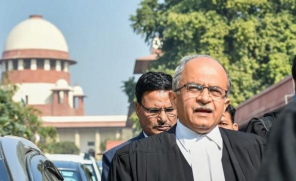 SC refuses Prashant Bhushan