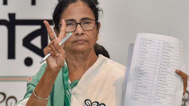 TMC releases list of 42 candidates for Lok Sabha polls