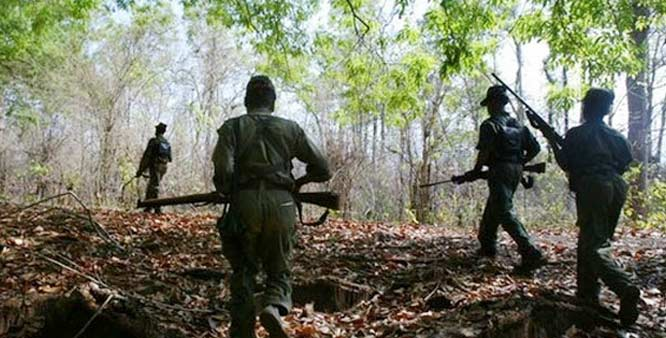 At least six Naxals killed in fresh encounter with police in Gadchiroli district