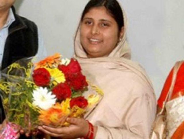 Kahkashan Parveen appointed to Rajya Sabha Vice Chairman
