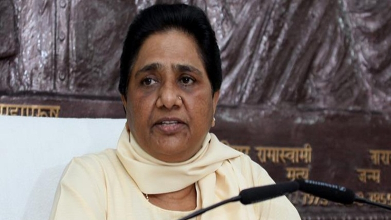 Communal forces getting stronger due to Congress: Mayawati