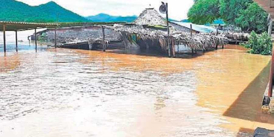 Over 70,000 people affected by floods in AP