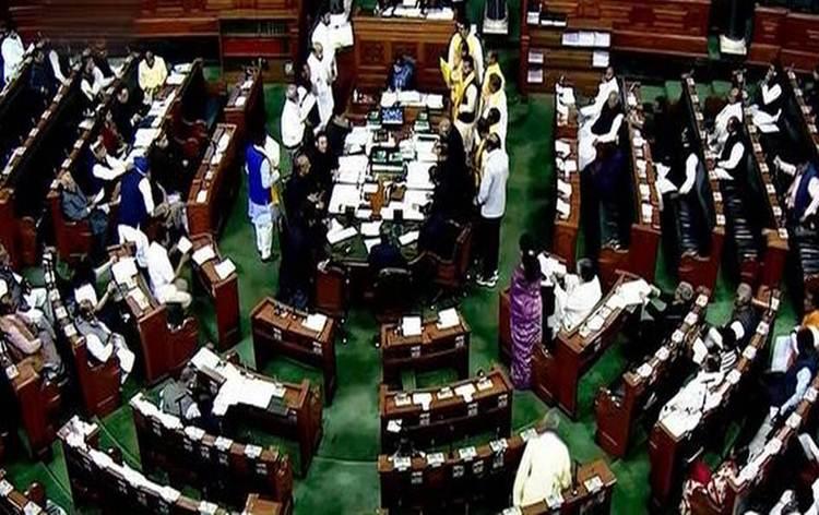 Lok Sabha sits till midnight to conclude debate on railways