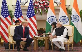 India and US sign defence deals worth 3 billion dollars