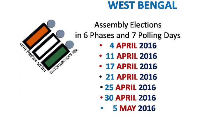 West Bengal ahead of fifth phase of assembly polls tomorrow