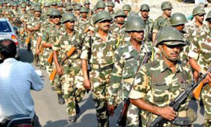55 companies of central paramilitary forces deployed in Bihar