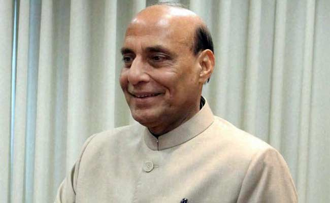 Rajnath Singh to visit Jammu & Kashmir today