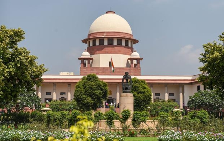 SC likely to peruse report on progress of mediation in Ayodhya case today