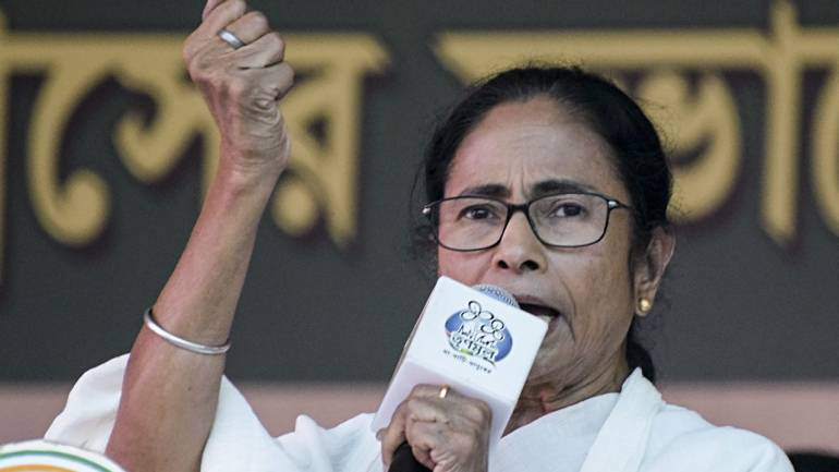 Mamata Banerjee Set to Lead Protests Against Center