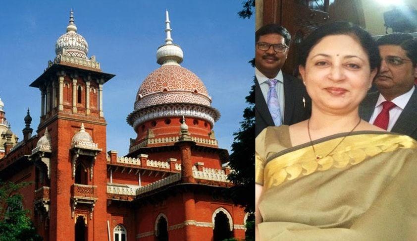 Govt accepts resignation of Madras HC Chief Justice V K Tahilramani