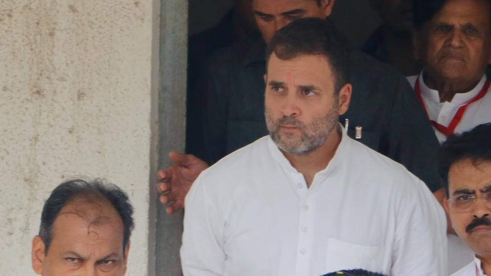Rahul Gandhi pleads not guilty in defamation case by Ahmedabad bank, gets bail