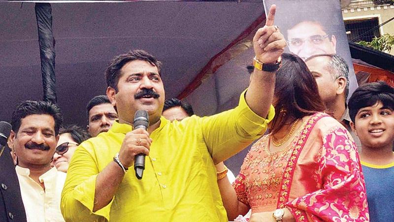 Maharashtra womens commission notice to BJP MLA Ram Kadam for misogynistic remarks
