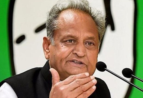 Ashok Gehlot Says Centre Should Increase Spending on COVID-19 Research