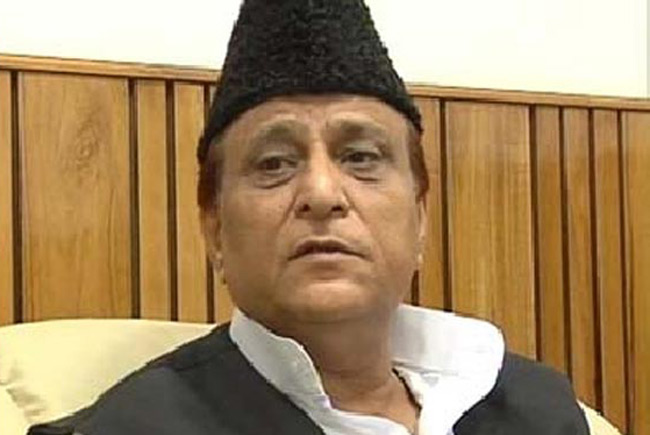 BJP comes down heavily on Azam Khan for remarks on Modi
