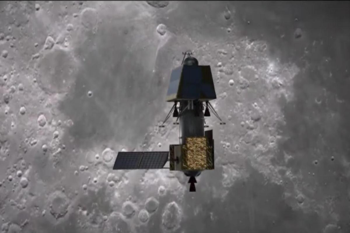 Chandrayaan-2 to move towards moon early tomorrow: ISRO
