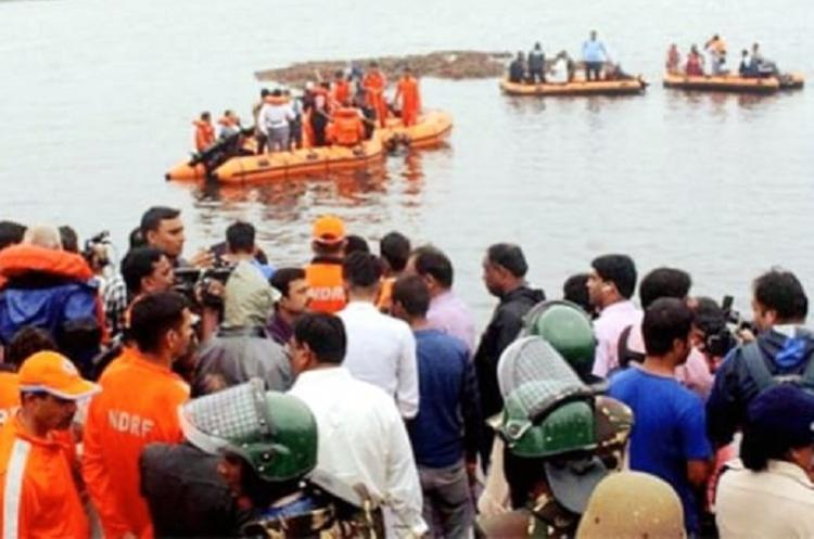Godavari boat accident: Two more bodies were retrieved by NDRF