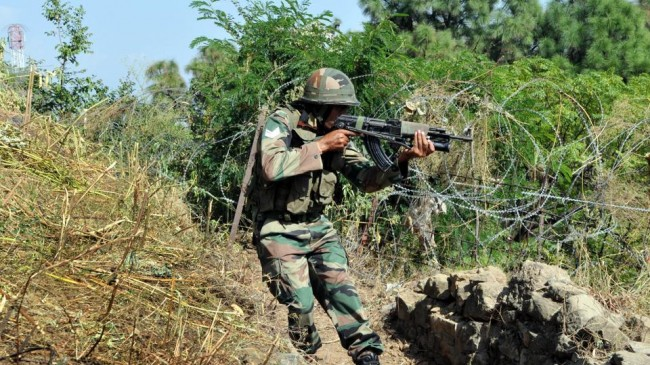 Ceasefire violation by Pakistan reported in north Kashmir