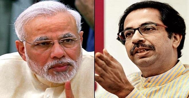 Shiv Sena seeks PM Modi