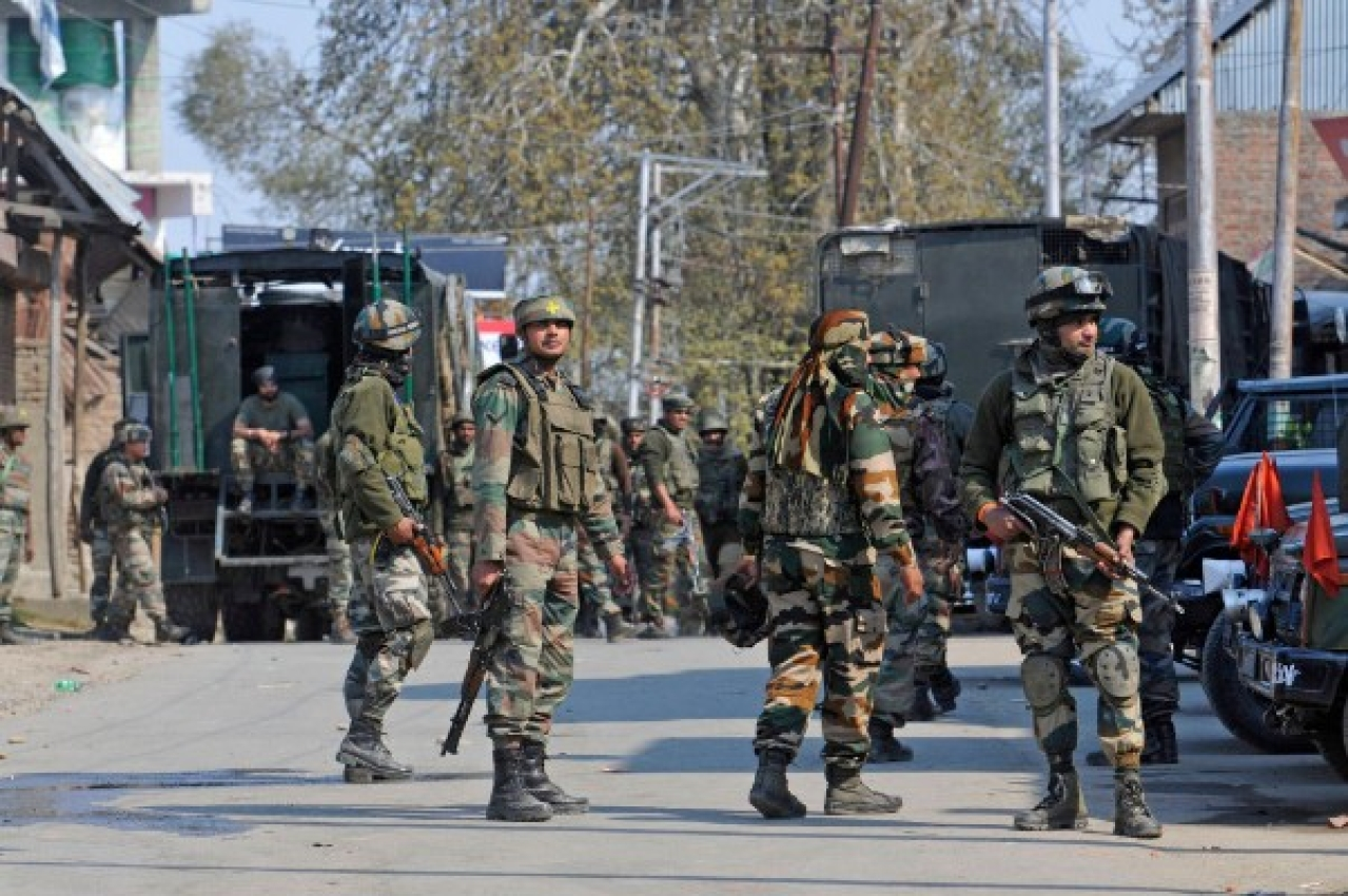 One terrorist killed in an encounter in Gopalpora area of Kulgam district, J&K