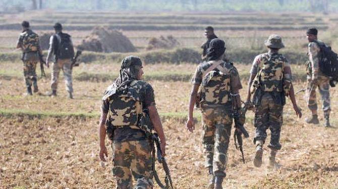 Five policemen killed in Maoist ambush in Jharkhand