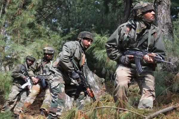 pakistanviolatesceasefireagainfiresatindianpositionsinjammuspoonch
