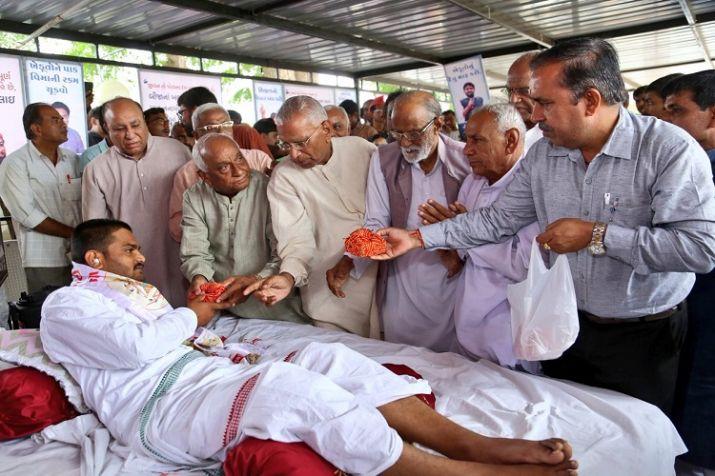 Hardik Patel rushed to hospital on Day 14 of fast