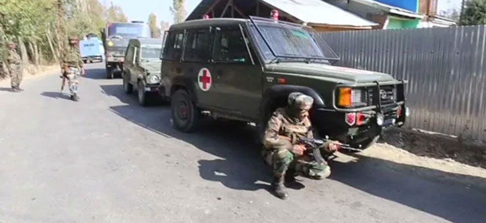 Terrorist gunned down by security forces in Budgam