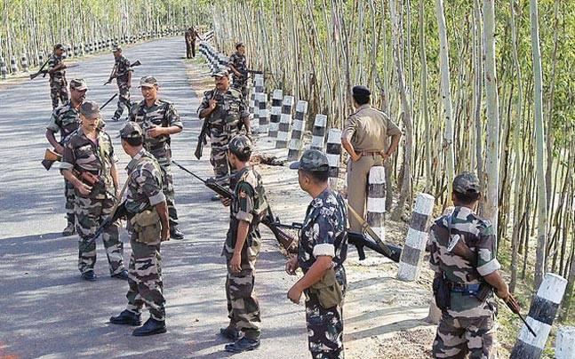Two policemen killed in Naxal attack in Chhattisgarh