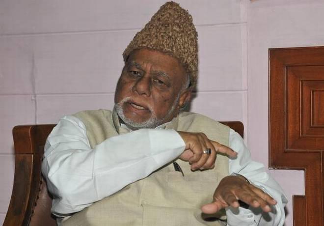 Former Railway Minister CK Jaffer Sharief passes away