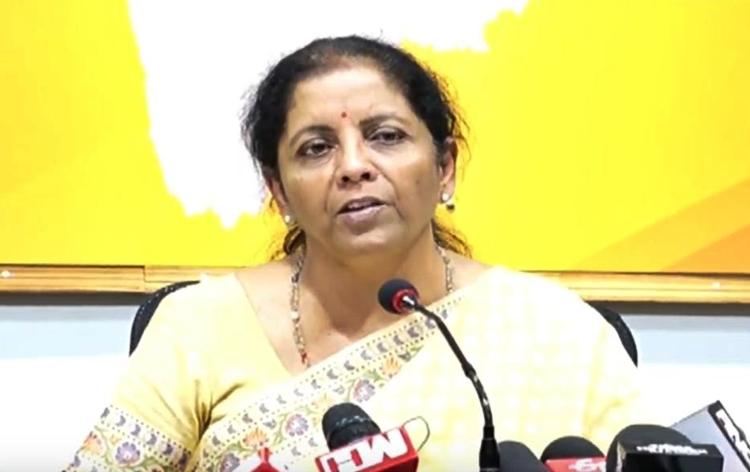 Nirmala Sitharaman assures crisis-hit PMC Bank investors