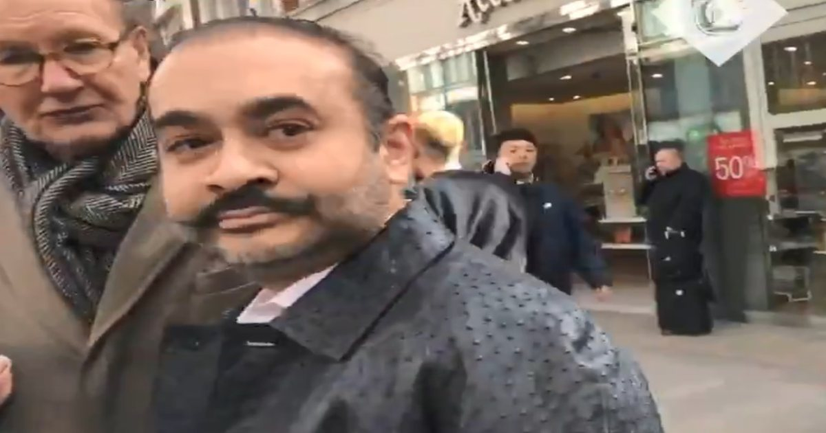 ED Says UK Govt Has Approved His Extradition Request, After Nirav Modi Was Spotted in London