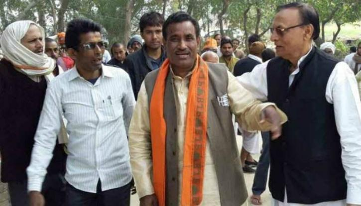 UP BJP MLA Ravindranath Tripathi booked in gang rape case; denies charges