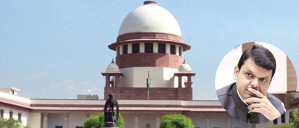 Affidavit case: SC reserves verdict on plea of Fadnavis to review order asking him to face trial