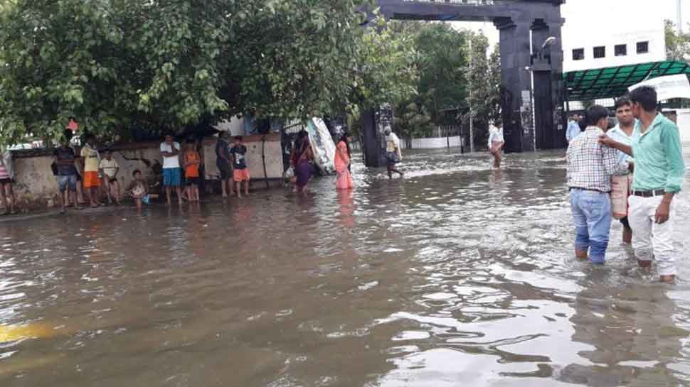 Central team visits flood-hit Bihar to assess situation