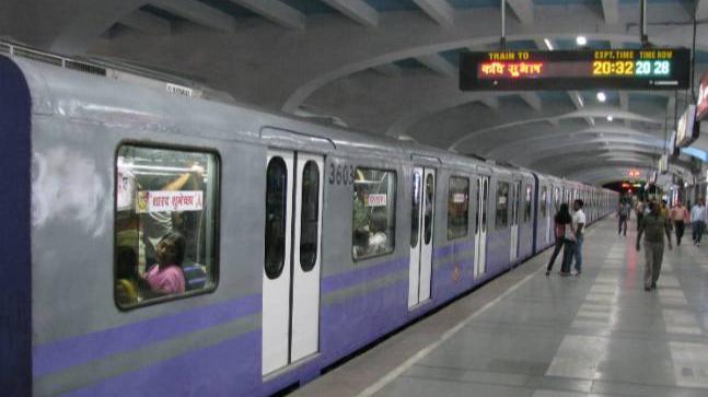 Woman molested at metro station in kolkata