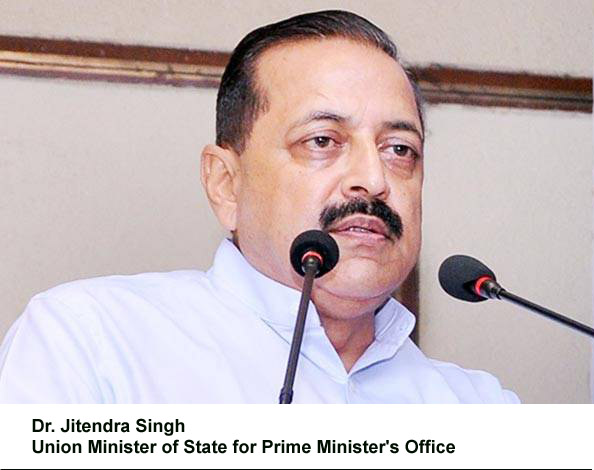 Modi Govt has capacity to address Kashmiri Pandits expectations: Dr.Jitendra Singh