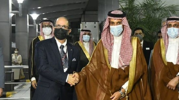 Saudi foreign minister in India on 3-day visit, to discuss Afghanistan affairs