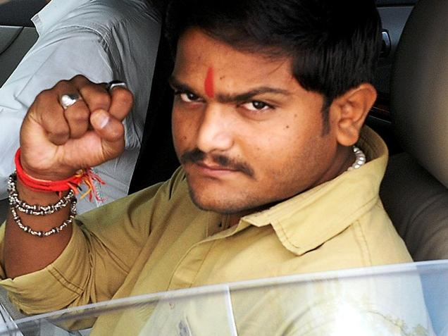 Hardik Patel shifted to new civil hospital of Surat
