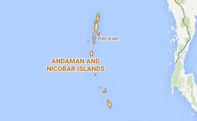 5.6 magnitude earthquake hits Andaman Islands